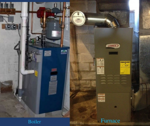 The Difference Between A Furnace And A Boiler Dave S
