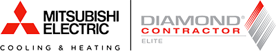 Mitsubishi Electric Diamond Contractor Elite Logo